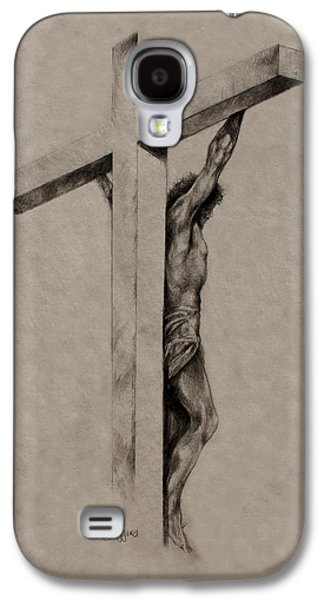 Atonement Galaxy S4 Cases - The Cross Galaxy S4 Case by Derrick Higgins