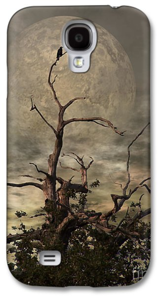 The Crow Tree Galaxy S4 Case by Isabella Abbie Shores
