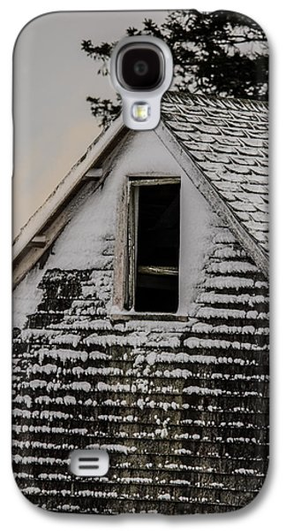 Old Maine Barns Galaxy S4 Cases - The Crows Nest Galaxy S4 Case by Susan Capuano