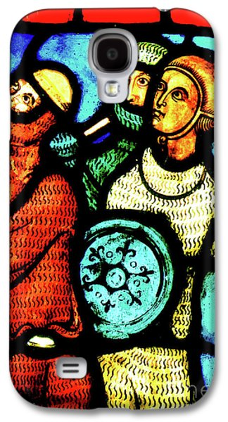 Historical Images Galaxy S4 Cases - The Crusaders Galaxy S4 Case by Elizabeth Hoskinson