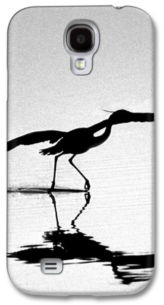 Photos Of Birds Galaxy S4 Cases - The Dance Galaxy S4 Case by Skip Willits