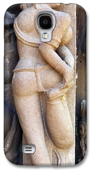 The Dancer In Stone 2 Cropped Galaxy S4 Case by C H Apperson