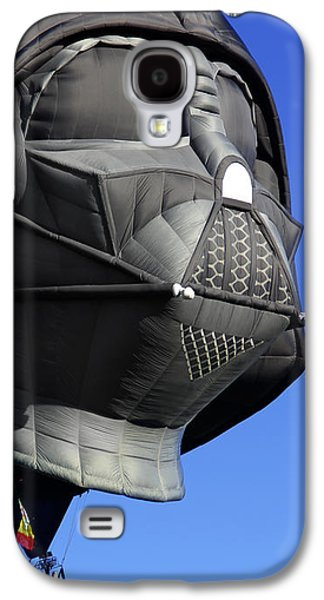 Hot Air Balloon Galaxy S4 Cases - The Dark Side Galaxy S4 Case by Mike McGlothlen