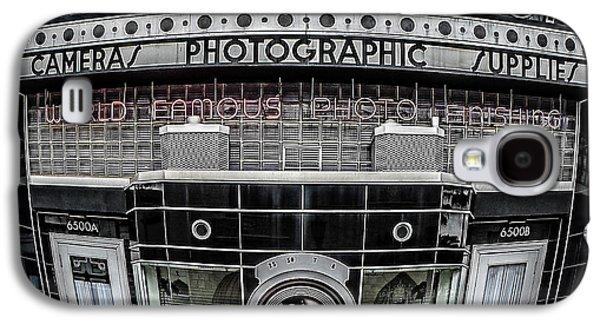Studio Photographs Galaxy S4 Cases - The Darkroom Galaxy S4 Case by Edward Fielding