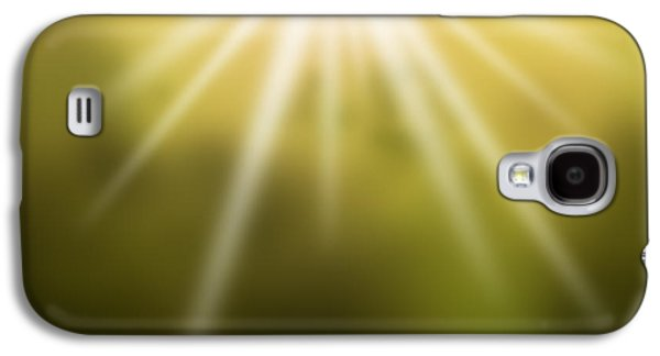 Novel Paintings Galaxy S4 Cases - The Dawn Galaxy S4 Case by Atiketta Sangasaeng