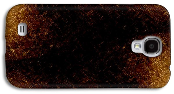 Abstract Forms Galaxy S4 Cases - The Descent Galaxy S4 Case by James Barnes