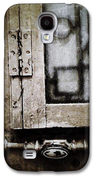 East Village Galaxy S4 Cases - The Door of Belcourt Galaxy S4 Case by Natasha Marco