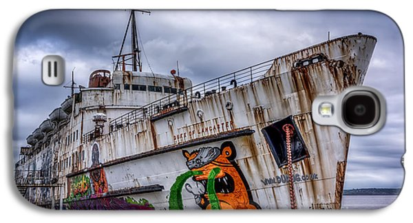 Rail Digital Galaxy S4 Cases - The Duke of Lancaster Galaxy S4 Case by Adrian Evans