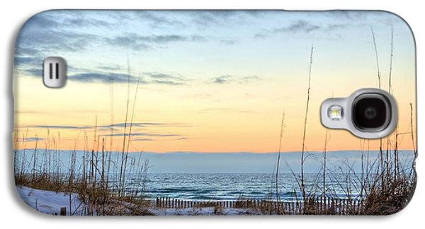 Florida Panhandle Galaxy S4 Cases - The Dunes of PC Beach Galaxy S4 Case by JC Findley