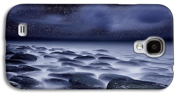 Waterscape Galaxy S4 Cases - The Edge of Forever Galaxy S4 Case by Jorge Maia