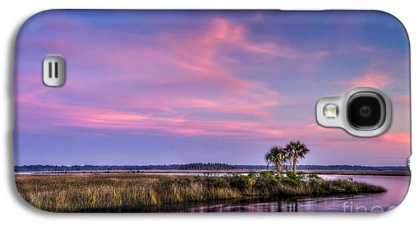 Refuge Galaxy S4 Cases - The Edge of Night Galaxy S4 Case by Marvin Spates