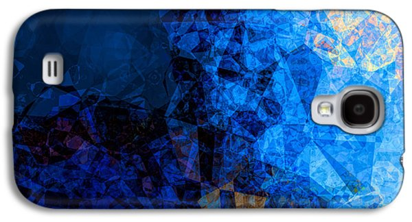 Dreamscape Galaxy S4 Cases - The Edge of Night Galaxy S4 Case by Wendy J St Christopher