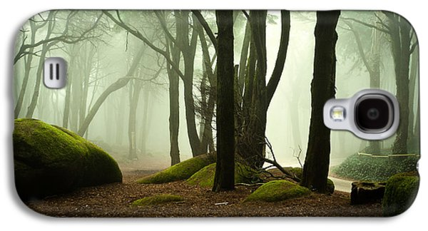 Elf Photographs Galaxy S4 Cases - The elf world Galaxy S4 Case by Jorge Maia