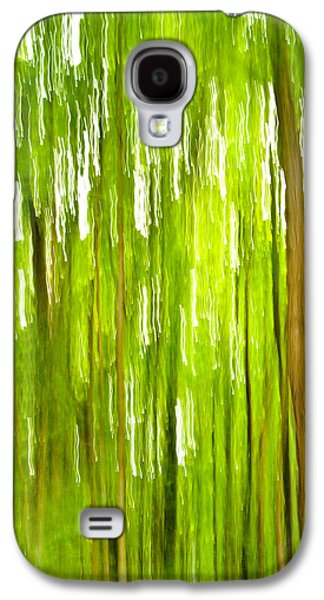 Concept Photographs Galaxy S4 Cases - The Emerald Forest Galaxy S4 Case by Bill Gallagher