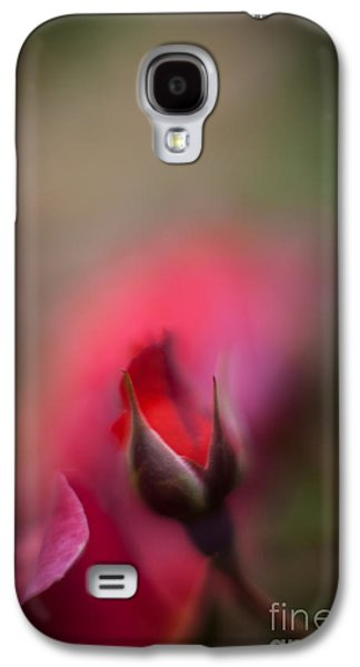 Floribunda Galaxy S4 Cases - The Emerging Galaxy S4 Case by Mike Reid