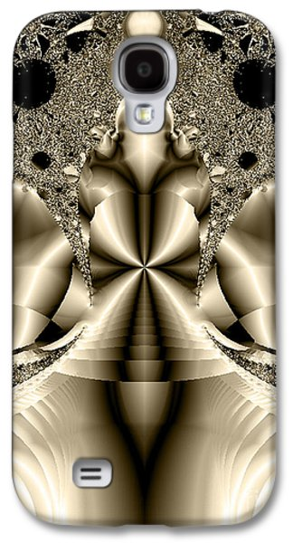 Nature Abstracts Galaxy S4 Cases - Dbd Galaxy S4 Case by Dana Haynes