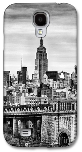 The New York New York Galaxy S4 Cases - The Empire State Building Galaxy S4 Case by John Farnan