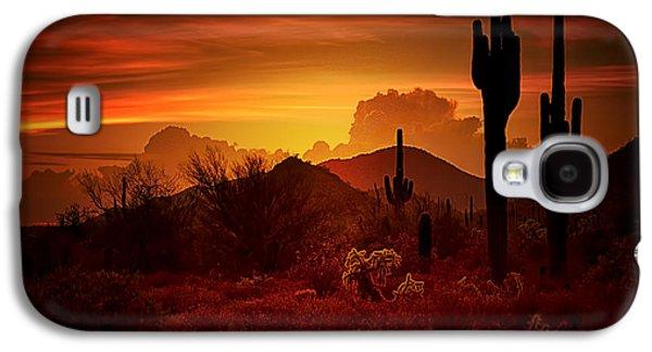 The Essence Of The Southwest Galaxy S4 Case by Saija  Lehtonen