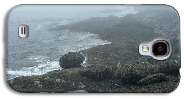 Cape Neddick Galaxy S4 Cases - The Evolution of Rocks Galaxy S4 Case by Joseph Smith