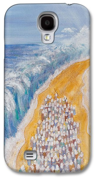 Recently Sold -  - Slavery Galaxy S4 Cases - The Exodus Galaxy S4 Case by Cheryl Hymes