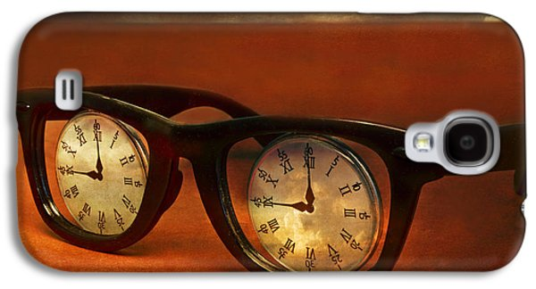 The Eyes Of Time Galaxy S4 Case by Jeff  Gettis