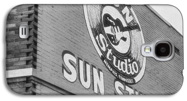 The Famous Sun Studio In Memphis Tennessee Galaxy S4 Case by Dan Sproul