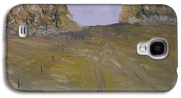 Dwayne Gresham Galaxy S4 Cases - The Fence Row Galaxy S4 Case by Dwayne Gresham