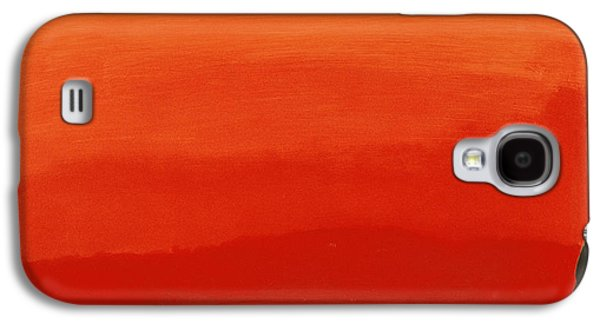 Abstracts Galaxy S4 Cases - The Festival Of Light, 1995 Acrylic On Canvas Galaxy S4 Case by Myung-Bo Sim