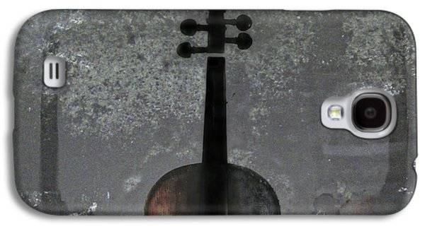 Photo Manipulation Galaxy S4 Cases - The Figure of Sound Galaxy S4 Case by Steven  Digman