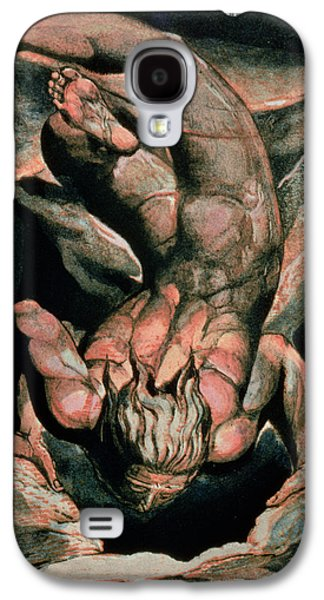Posters Of Nudes Galaxy S4 Cases - The First Book of Urizen Galaxy S4 Case by William Blake