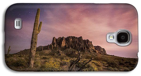 Flat Iron Galaxy S4 Cases - The Flatiron Galaxy S4 Case by Anthony Citro