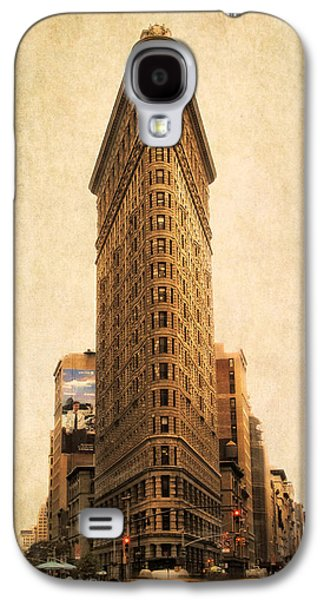Flat Iron Galaxy S4 Cases - The Flatiron Building Galaxy S4 Case by Jessica Jenney
