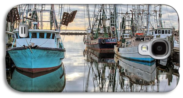 Florida Panhandle Galaxy S4 Cases - The Fleet Galaxy S4 Case by JC Findley