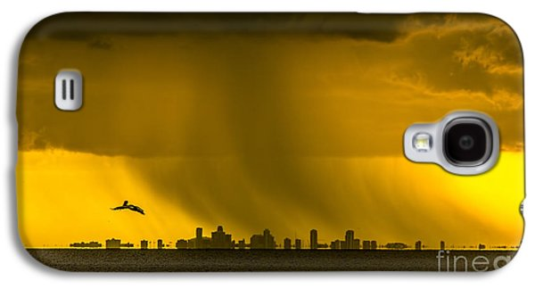 Pour Photographs Galaxy S4 Cases - The Floating City  Galaxy S4 Case by Marvin Spates