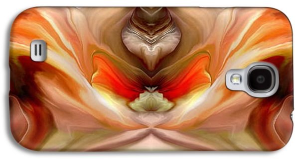 African-american Galaxy S4 Cases - The Flow Of Wisdom Galaxy S4 Case by Joyce Rogers