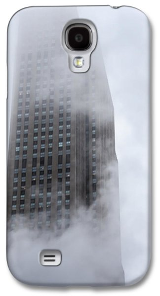 Light Galaxy S4 Cases - The Fog Galaxy S4 Case by Jonathan Hopper