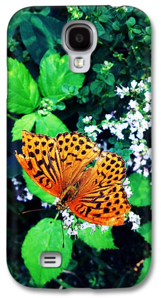 Lucy D Galaxy S4 Cases - The Forest Guardian 2 Galaxy S4 Case by Lucy D