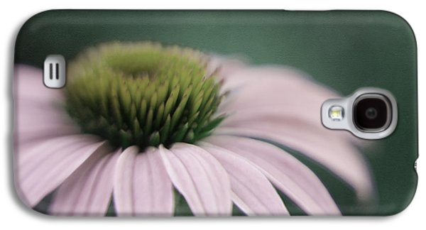 Abstracted Coneflowers Galaxy S4 Cases - The Fountain  Galaxy S4 Case by Irina Wardas