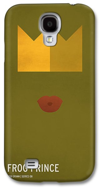 Theory Galaxy S4 Cases - The Frog Prince Galaxy S4 Case by Christian Jackson