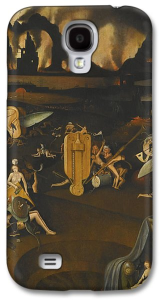 The Followers Galaxy S4 Cases - The Furnace Of Hell Galaxy S4 Case by Celestial Images