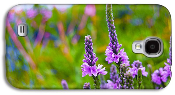 The Nature Center Galaxy S4 Cases - The Garden Palette Galaxy S4 Case by Christi Kraft