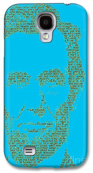 Slavery Galaxy S4 Cases - The Gettysburg Address 150th Anniversary  Galaxy S4 Case by Gary Keesler