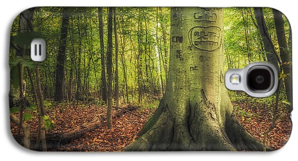 Tree Roots Galaxy S4 Cases - The Giving Tree Galaxy S4 Case by Scott Norris