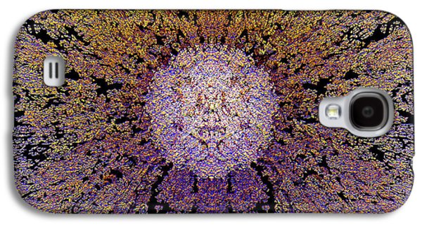 Abstracts Galaxy S4 Cases - The God Particle Galaxy S4 Case by Michael Durst