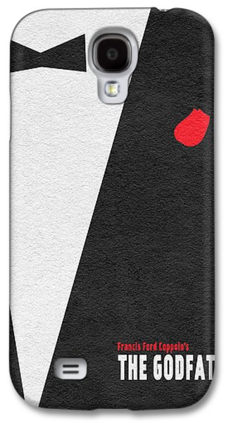 The Godfather Galaxy S4 Cases - The Godfather Galaxy S4 Case by Ayse Deniz