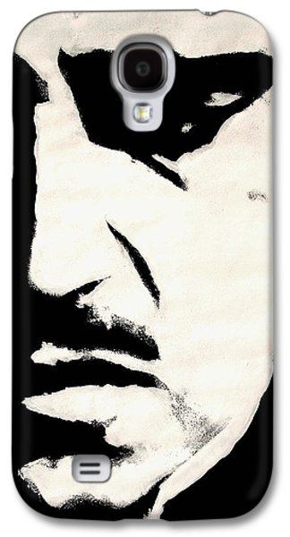 Black And White Galaxy S4 Cases - The Godfather Galaxy S4 Case by Dale Loos Jr