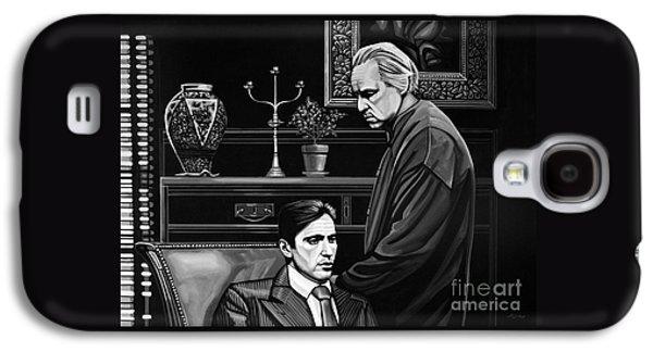 The Godfather  Galaxy S4 Case by Paul Meijering