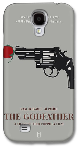 The Godfather Galaxy S4 Case by Smile In The  Mind
