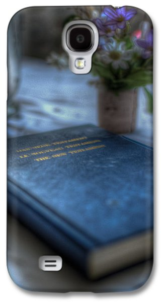 The Good Book Galaxy S4 Case by Nathan Wright