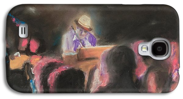 Piano Pastels Galaxy S4 Cases - The Good Doctor Galaxy S4 Case by Andrew Mason